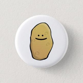 Badges Émoticône de pomme de terre