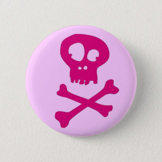 Badges En rose pour Halloween -