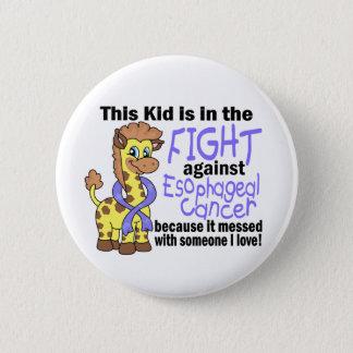 Badges Enfant dans le combat contre le Cancer oesophagien