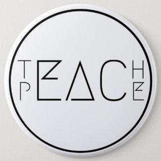 Badges Enseignez la paix