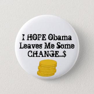 Badges ESPOIR POUR le bouton de CHANGEMENT