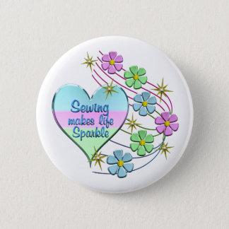 Badges Étincelles de couture