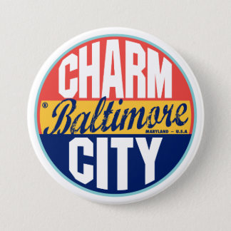 Badges Étiquette vintage de Baltimore