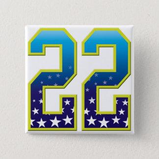 Badges Étoile de 22 âges