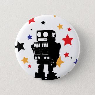 Badges Étoile de robot