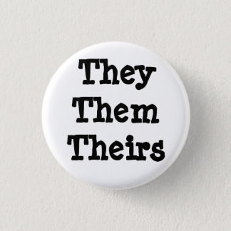 Badges Eux/eux/leur bouton de pronom