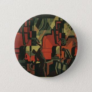 Badges Fabrication industrielle d'affaires vintages d'art