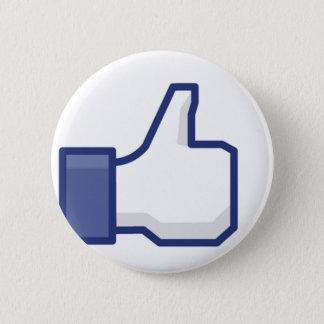 """Badges Facebook : Un vrai """"comme"""" le bouton"""