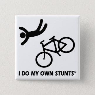 Badges Faites du vélo mes propres cascades