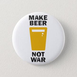 Badges Faites la bière, pas guerre
