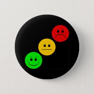 Badges Feu d'arrêt déprimé diagonal sans la rayure