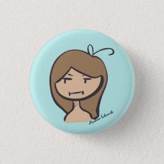 Badges Fille Emoji - quelque bouton