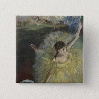 Badges Fin d'Edgar Degas | d'un arabesque, 1877