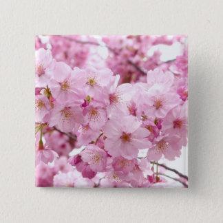 Badges Fleurs de cerisier