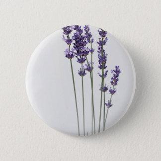 Badges fleurs de lavande
