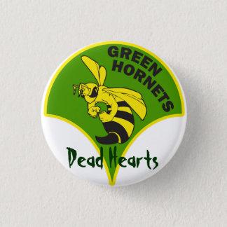 Badges Frelons verts - romans morts de coeurs