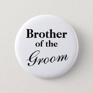 Badges Frère élégant des boutons de marié