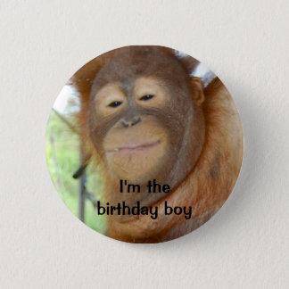 Badges Garçon d'anniversaire