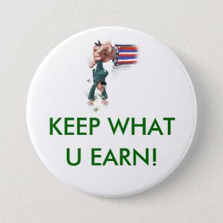 Badges GARDEZ ce que vous gagnez