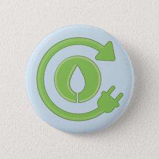 Badges Gardez le bouton vert du Colorado