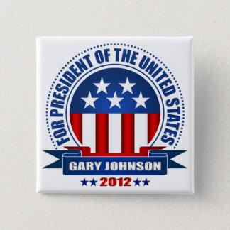 Badges Gary Johnson