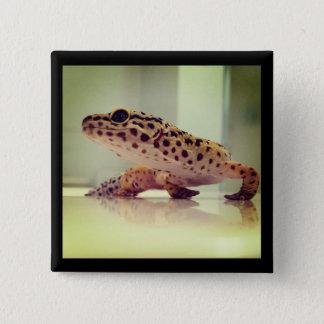 Badges Gecko de léopard
