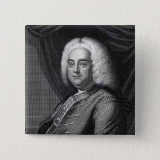 Badges George Frederic Handel, gravé par Thomson