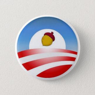 Badges Gland d'Obama