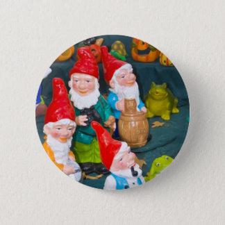 Badges Gnome de jardin