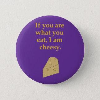 Badges Goupille de fromage