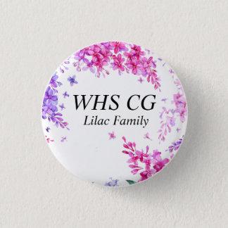 Badges Goupilles lilas de la famille CG.