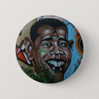Badges Graffiti d'Obama