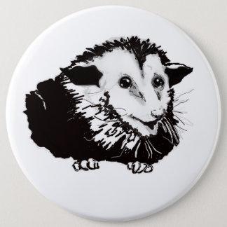 Badges Grand beau bouton d'opossum