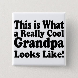 Badges Grand-papa vraiment frais