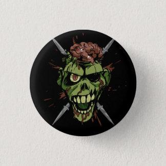 Badges graphique du zombi des mitch