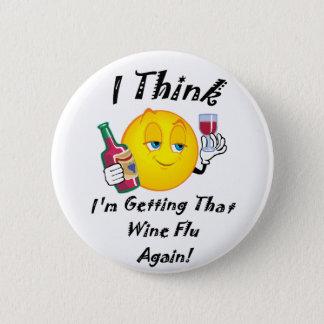 Badges Grippe de vin