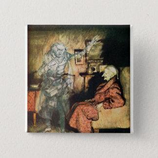 Badges Grippe-sou et le fantôme de Marley