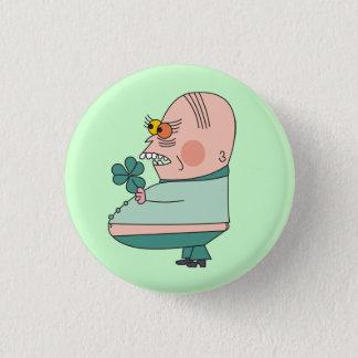 Badges Gros garçon drôle avec des boutons de Pinback de