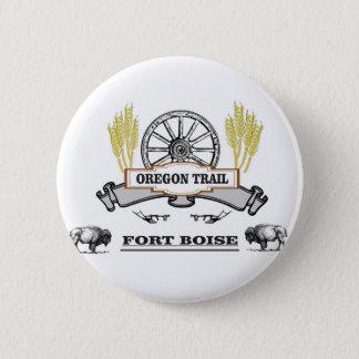 Badges guide d'ot de boise de fort