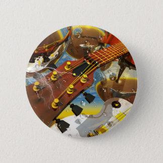 Badges Guitare par art de Lenny