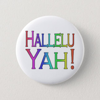 Badges Hallelu Yah ! (arc-en-ciel)