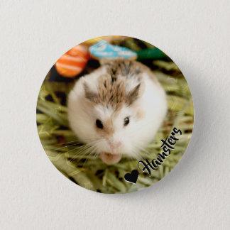 Badges Hammyville - hamster mignon