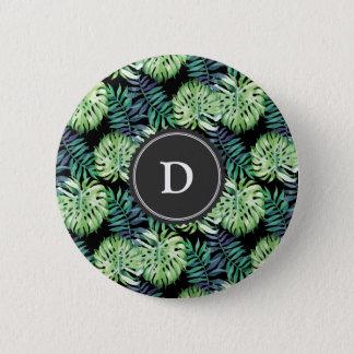 Badges Hawaïen de deliciosa de Monstera