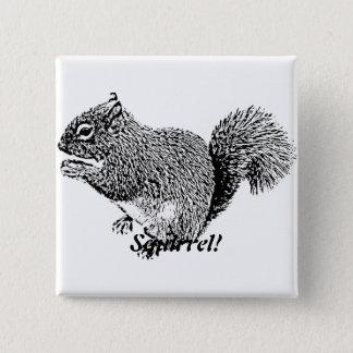 Badges Hé écureuil