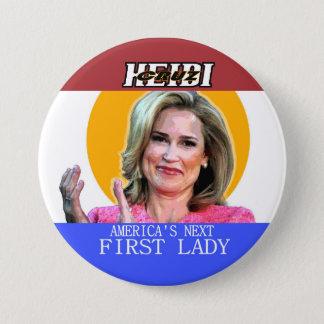 Badges Heidi Cruz pour première Madame