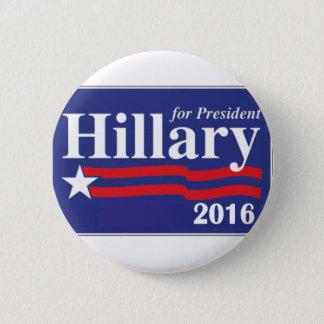 Badges Hillary Clinton pour le Pin de président 2016