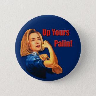 Badges Hillary Clinton, Rosie le rivoir, vers le haut du