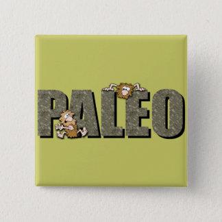 Badges Hommes des cavernes de Paleo