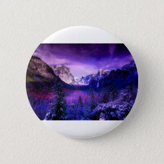 Badges Horizon de pourpre de parc national de Yosemite