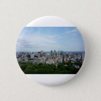 Badges Horizon de ville de Montréal
